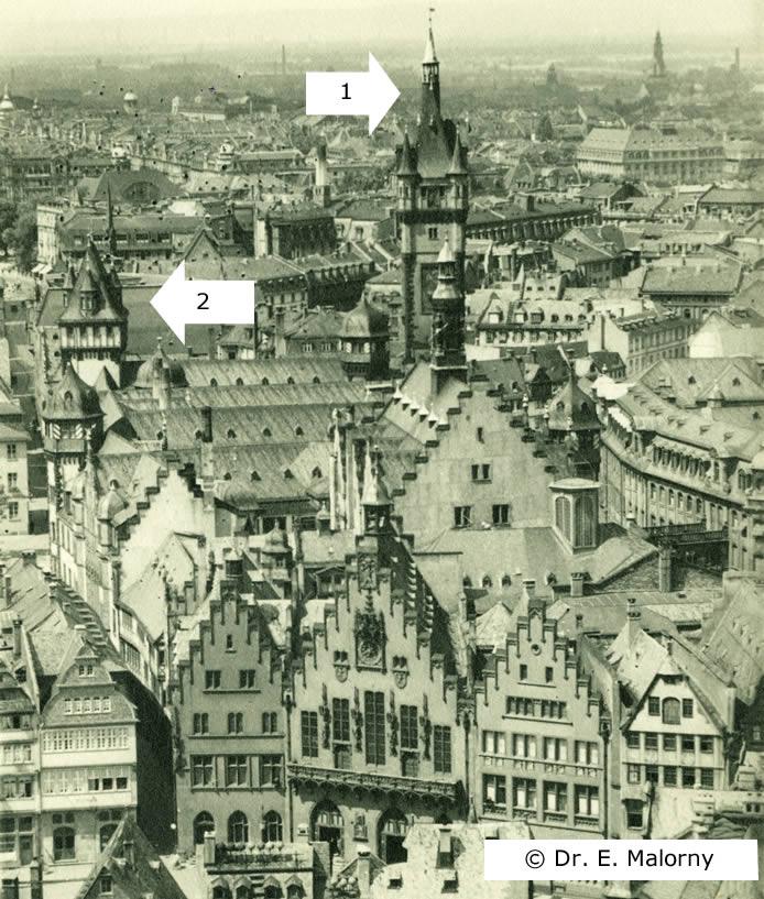 Rathaustürme